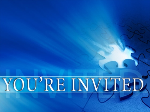 Inspiring Invite