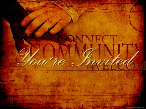 Connecting Invite